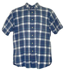 Pendleton Men's L Seaside Shirt Short Sleeved